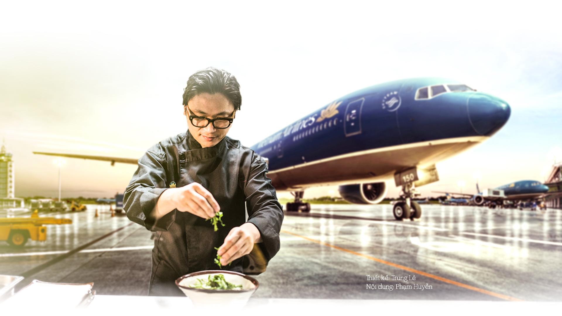 Luke Nguyễn và hành trình đưa ẩm thực Việt Nam ra thế giới