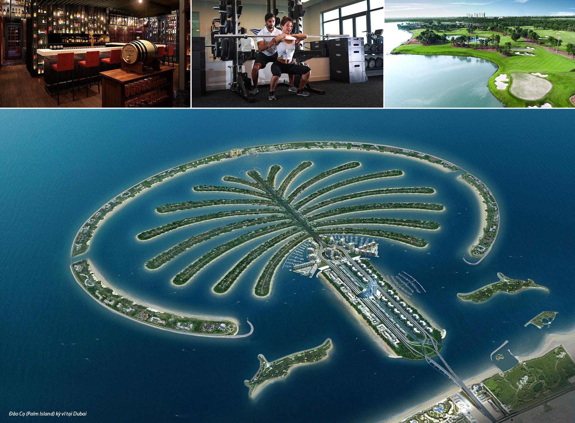 pic large 3 2 1530169372 VnEx - Cuộc sống thượng lưu tại biệt thự đảo triệu đô Ecopark Grand -The Island