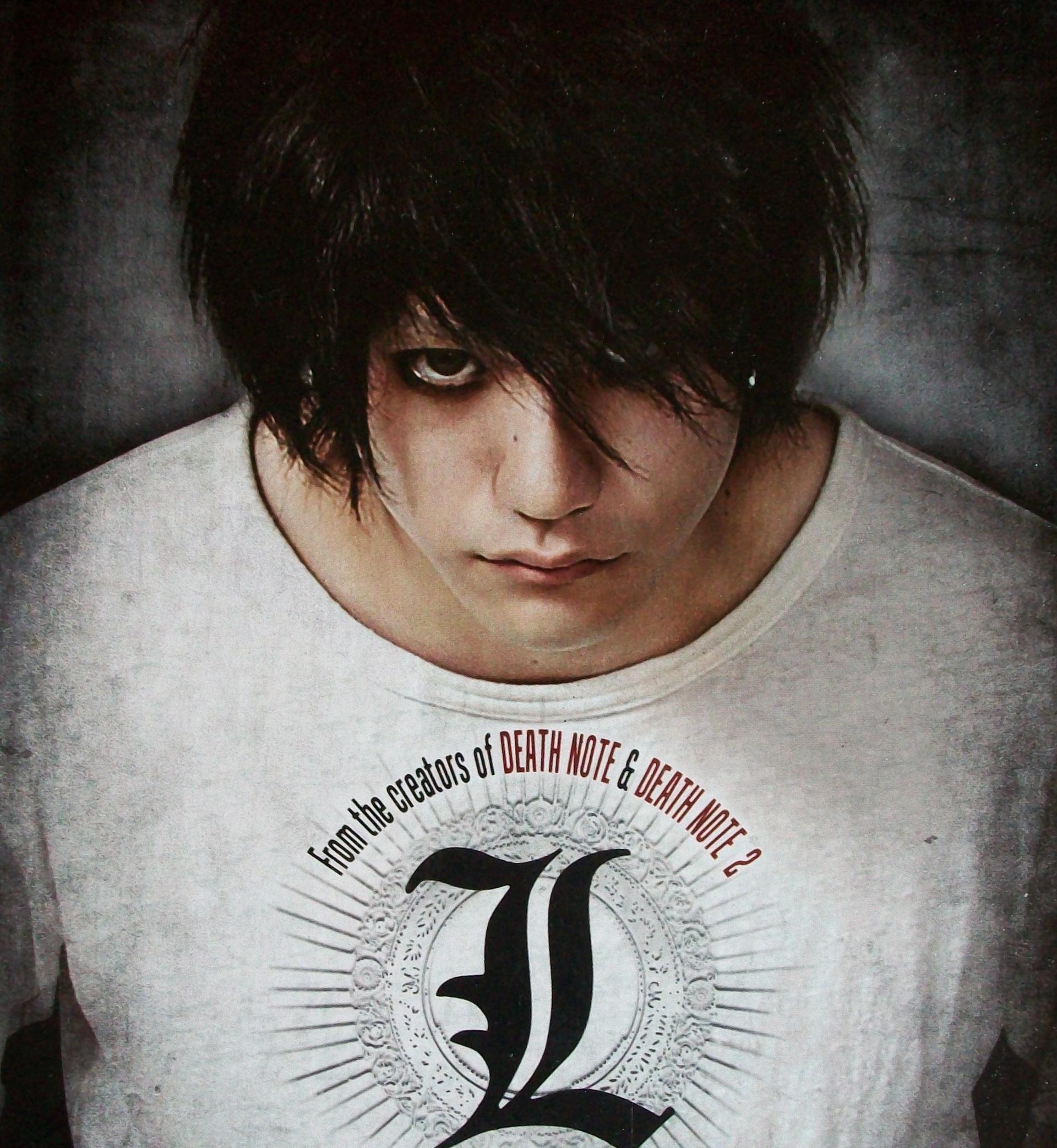 Lawliet L hay còn được gọi tắt là L, là một trong hai nhân vật trung tâm của siêu phẩm điện ảnh Nhật Bản - Death note - phát hành năm 2006, ...