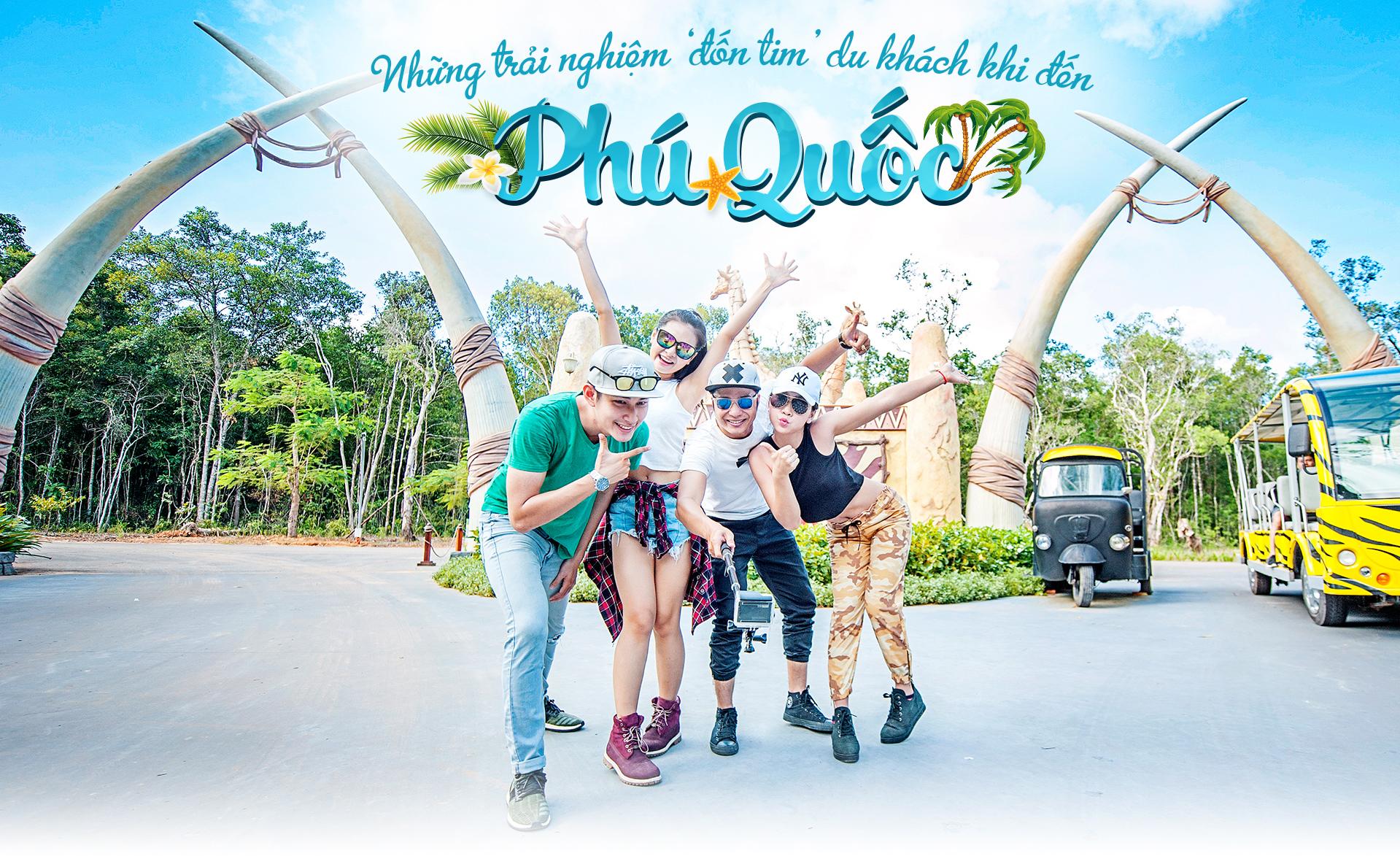 trải nghiệm đảo Phú Quốc